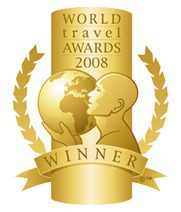 LITTLE POLYNESIAN RESORT RECOGNISED AT THE WORLD TRAVEL AWARDS 2008